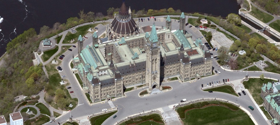 Ottawa Capital Building